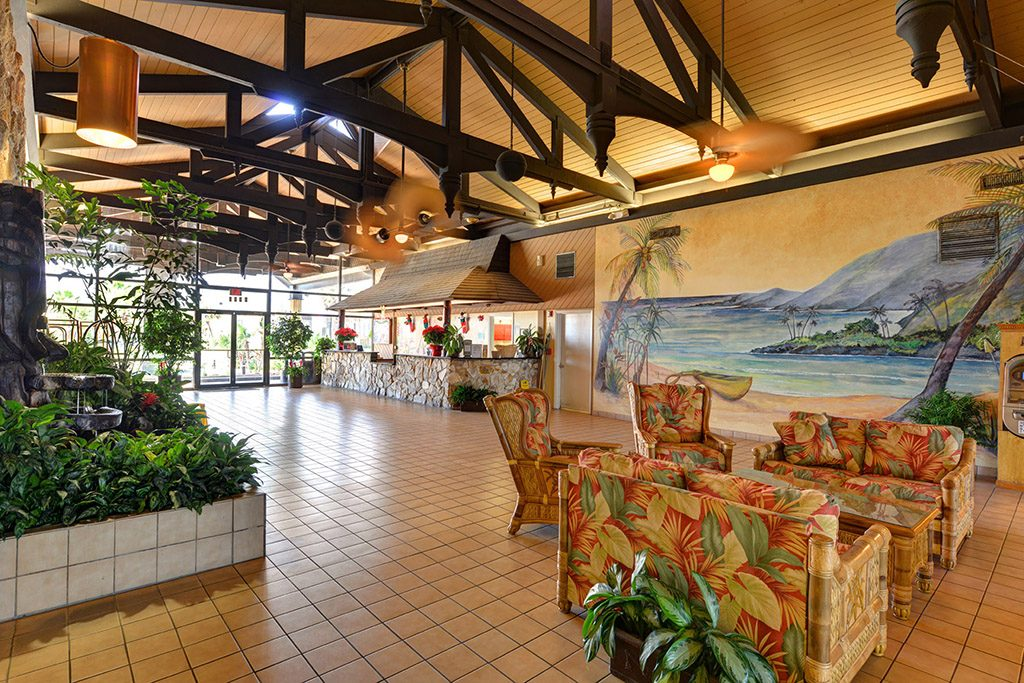 Hawaiian Inn Resort